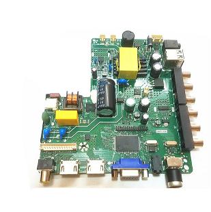 LCD controller board HDMI+AV+USB, TP V56 PB816 for TV mainly